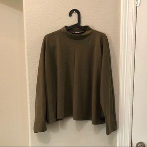 Zara Loose fitting blouse